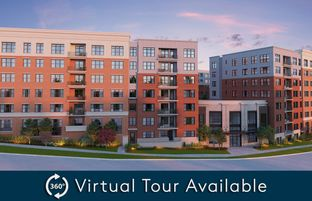 2.2C - Building 4 - The Atrium at MetroWest - Active Adult Community: Fairfax, District Of Columbia - Pulte Homes