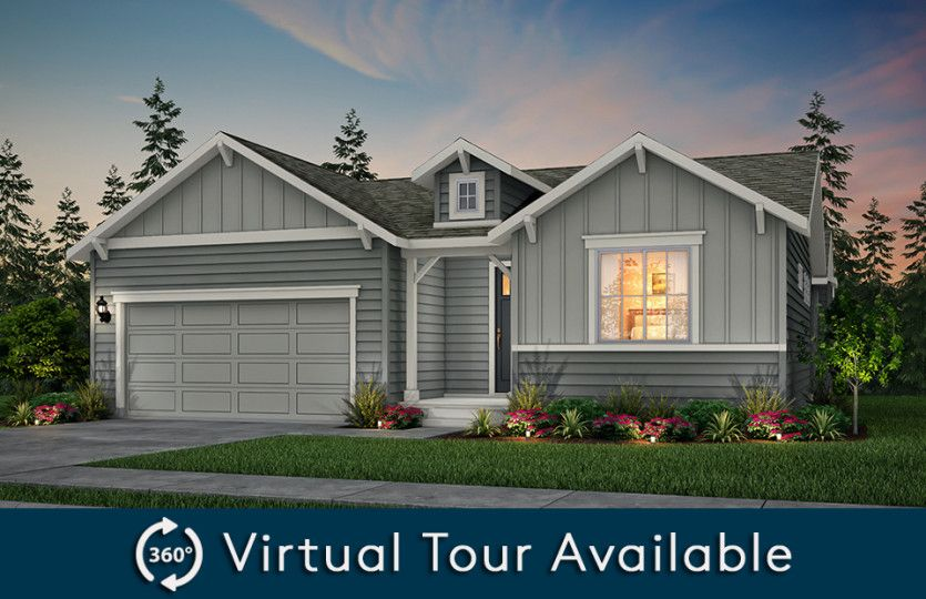 New Construction Homes Plans In Kent Wa 1 070 Homes Newhomesource