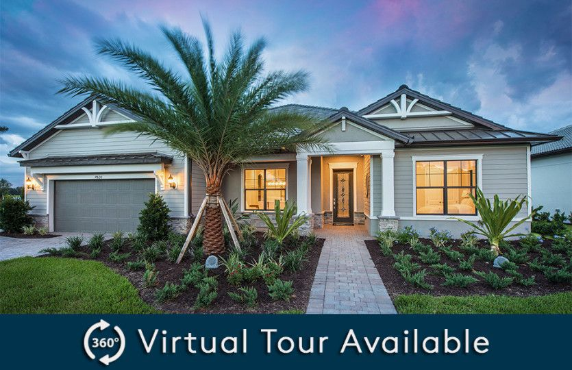 Exterior featured in the Camelot By Pulte Homes in Sarasota-Bradenton, FL