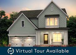 Mercer - Woodbury: New Hill, North Carolina - Pulte Homes