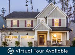Continental II - Woodbury: New Hill, North Carolina - Pulte Homes