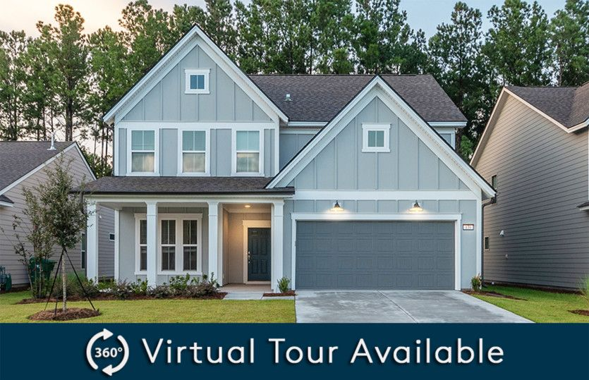 Exterior featured in the Newberry By Pulte Homes in Savannah, GA