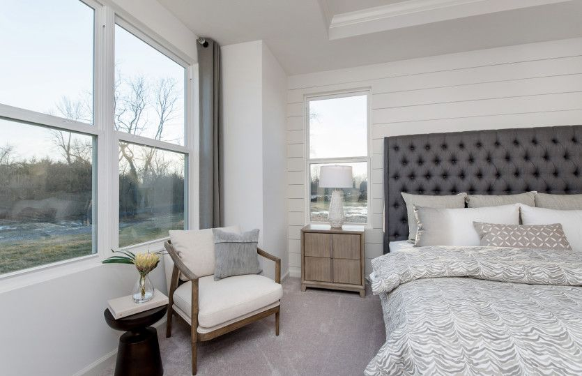 Bedroom featured in the Abbeyville By Pulte Homes in Indianapolis, IN