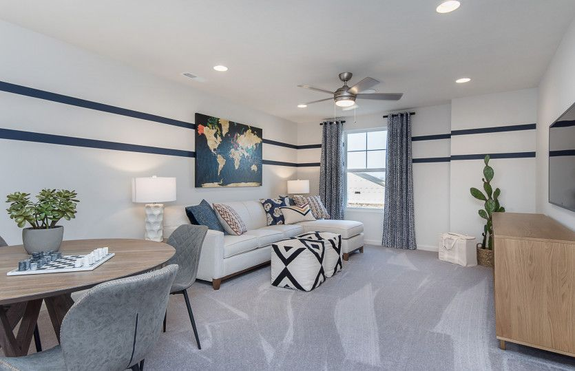 Living Area featured in the Westchester By Pulte Homes in Indianapolis, IN