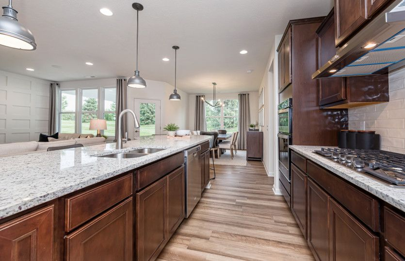 Kitchen featured in the Ascend By Pulte Homes in Indianapolis, IN