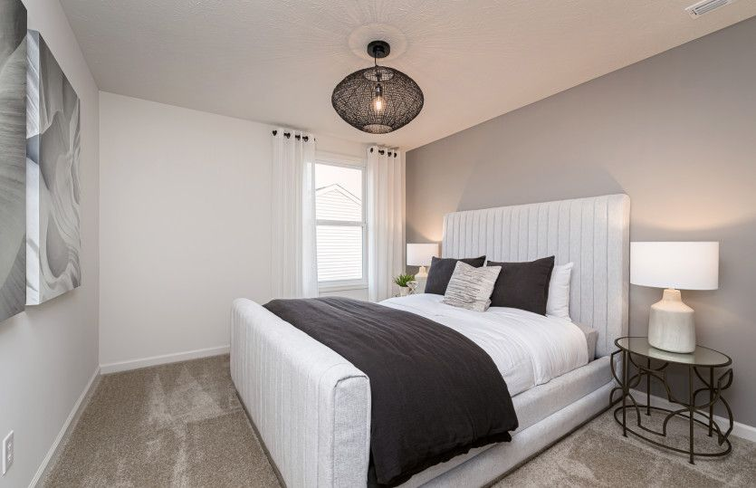 Bedroom featured in the Ascend By Pulte Homes in Indianapolis, IN