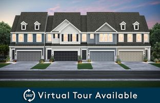 Bowman - Towns at Avalon North: Fishers, Indiana - Pulte Homes