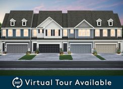 Bowman - Lancaster - Townhomes: Westfield, Indiana - Pulte Homes
