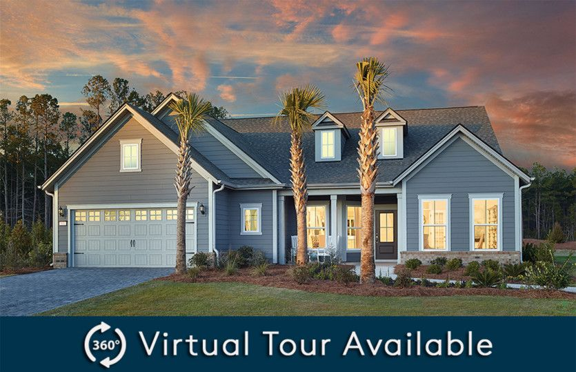 Exterior featured in the Sonoma Cove By Pulte Homes in Myrtle Beach, SC