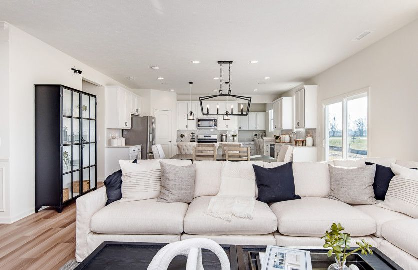 Living Area featured in the Riverton By Pulte Homes in Louisville, KY