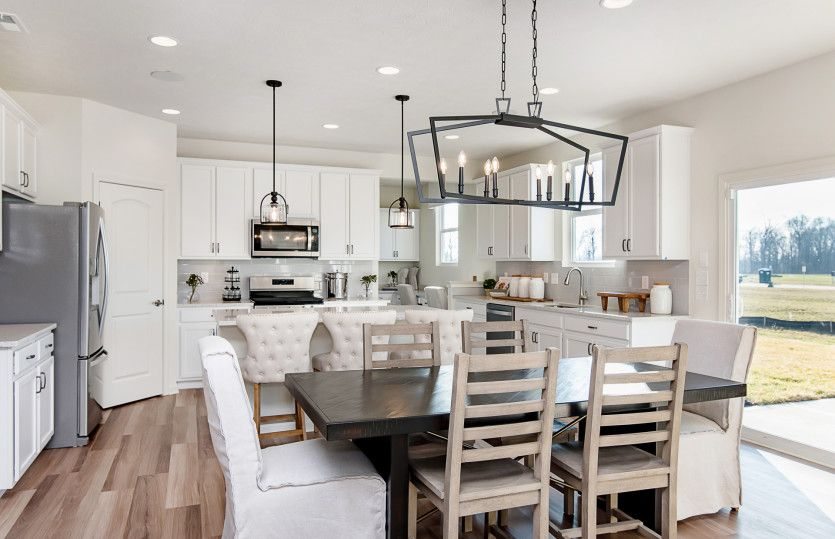 Kitchen featured in the Riverton By Pulte Homes in Louisville, KY