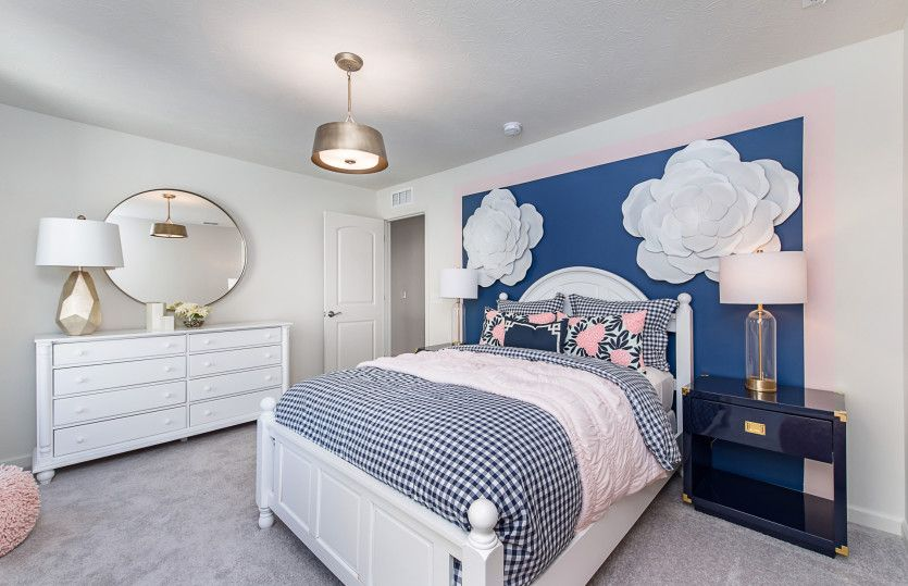 Bedroom featured in the Riverton By Pulte Homes in Indianapolis, IN