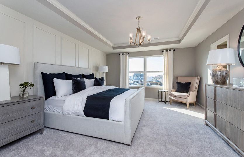 Bedroom featured in the Riverton By Pulte Homes in Louisville, KY