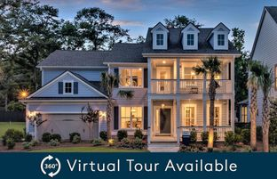 Woodward - Berkshire Forest: Myrtle Beach, South Carolina - Pulte Homes