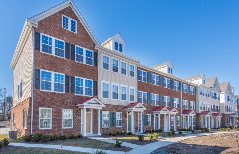 Exterior featured in the Mark By Pulte Homes in Bergen County, NJ