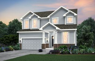 Fifth Avenue - Westmoor: Noblesville, Indiana - Pulte Homes