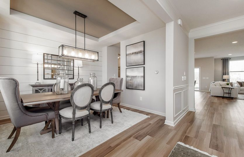 Living Area featured in the Hilltop By Pulte Homes in Indianapolis, IN