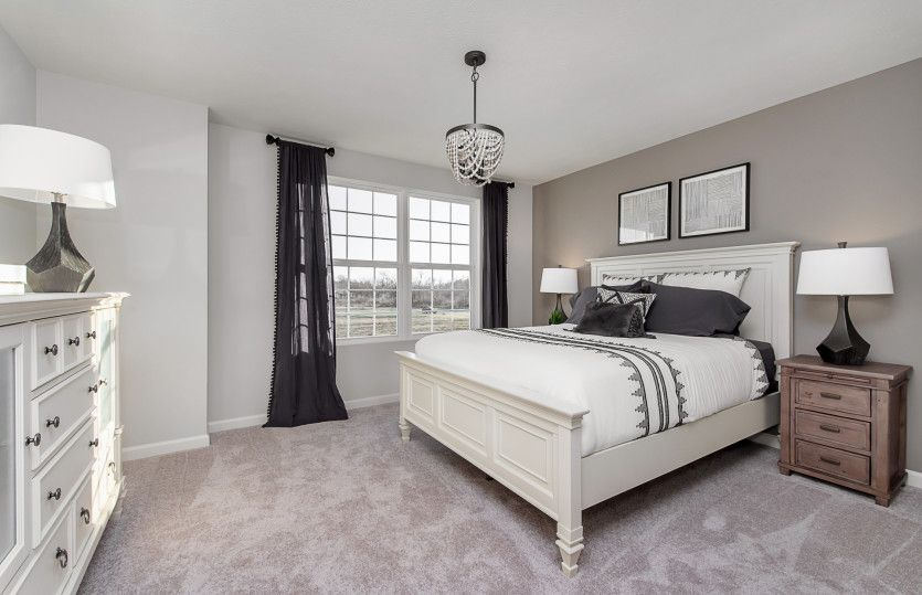 Bedroom featured in the Hilltop By Pulte Homes in Indianapolis, IN