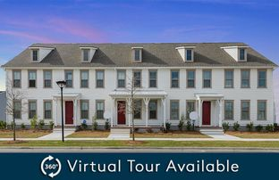 Lily 2 - Nexton Towns: Summerville, South Carolina - Pulte Homes