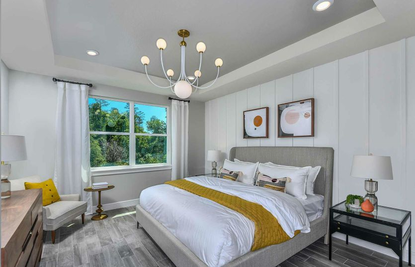Bedroom featured in the Highgate By Pulte Homes in Orlando, FL