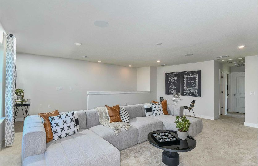 Living Area featured in the Whitestone By Pulte Homes in Tampa-St. Petersburg, FL