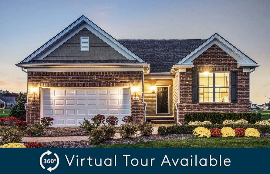 'The Cottages at Bald Mountain' by Pulte Homes - Michigan - Detroit in Detroit