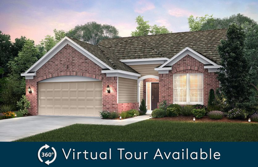 Exterior featured in the Bayport Cottage By Pulte Homes in Detroit, MI