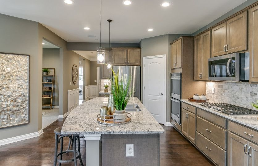 Kitchen featured in the Bedrock with Basement By Pulte Homes in Ann Arbor, MI