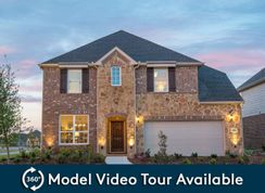 Lexington - The Homestead at Ownsby Farms: Celina, Texas - Pulte Homes