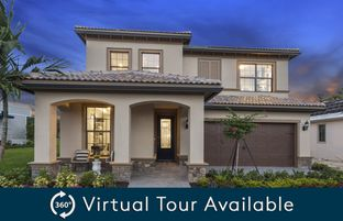 Fifth Avenue - The Enclaves at Woodmont: Tamarac, Florida - Pulte Homes