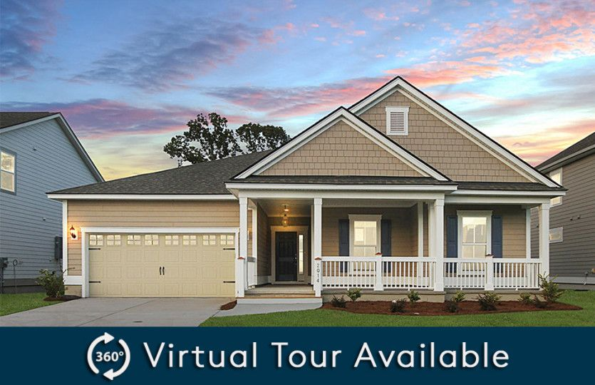 Exterior featured in the Amberwood By Pulte Homes in Myrtle Beach, SC