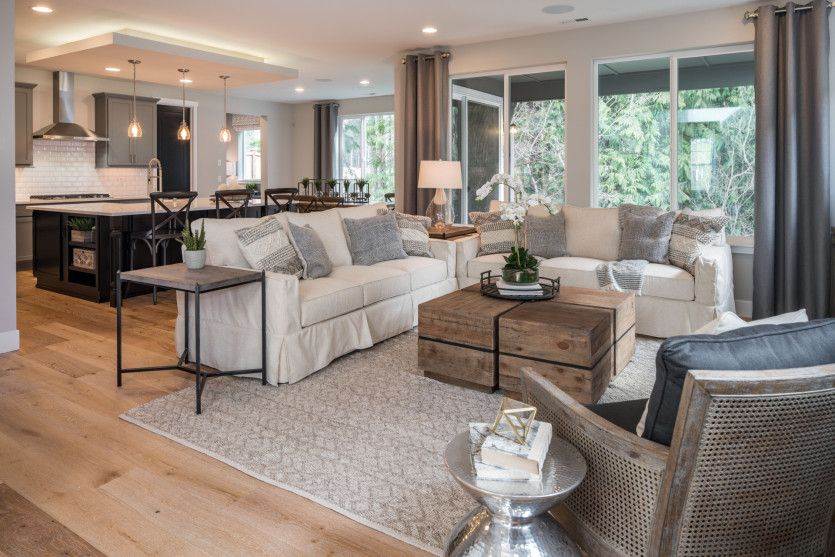 Living Area featured in the Lynwood By Pulte Homes in Tacoma, WA