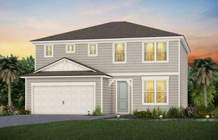 Tower - Villages of Valencia: Saint Augustine, Florida - Pulte Homes