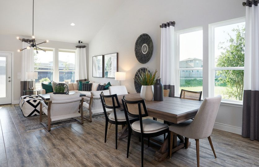 Living Area featured in the Hamilton By Pulte Homes in San Antonio, TX
