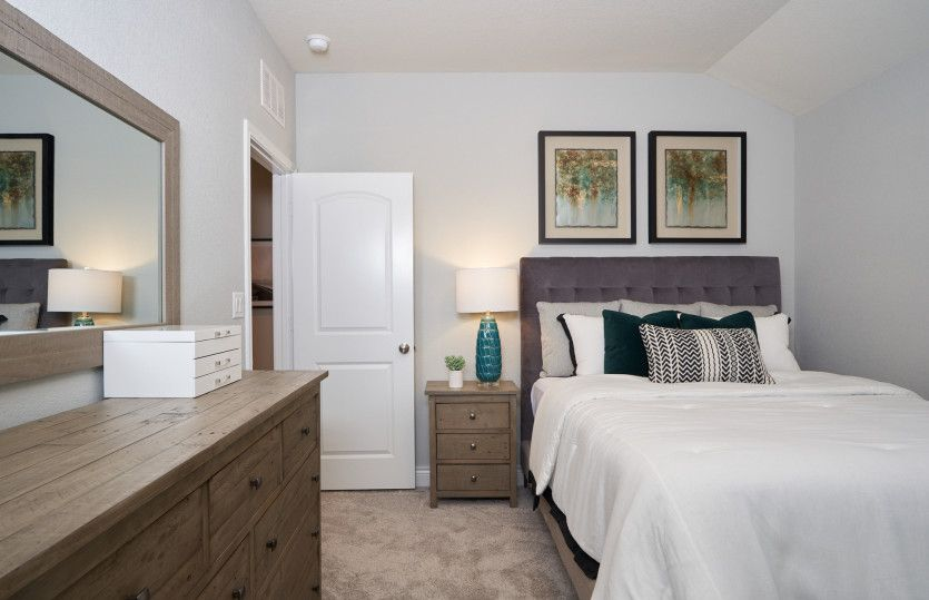 Bedroom featured in the Hamilton By Pulte Homes in San Antonio, TX