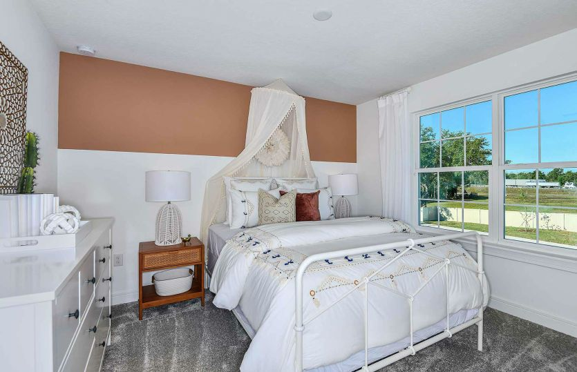 Bedroom featured in the Tower By Pulte Homes in Jacksonville-St. Augustine, FL