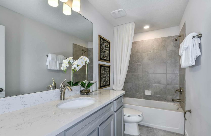 Bathroom featured in the Tower By Pulte Homes in Jacksonville-St. Augustine, FL