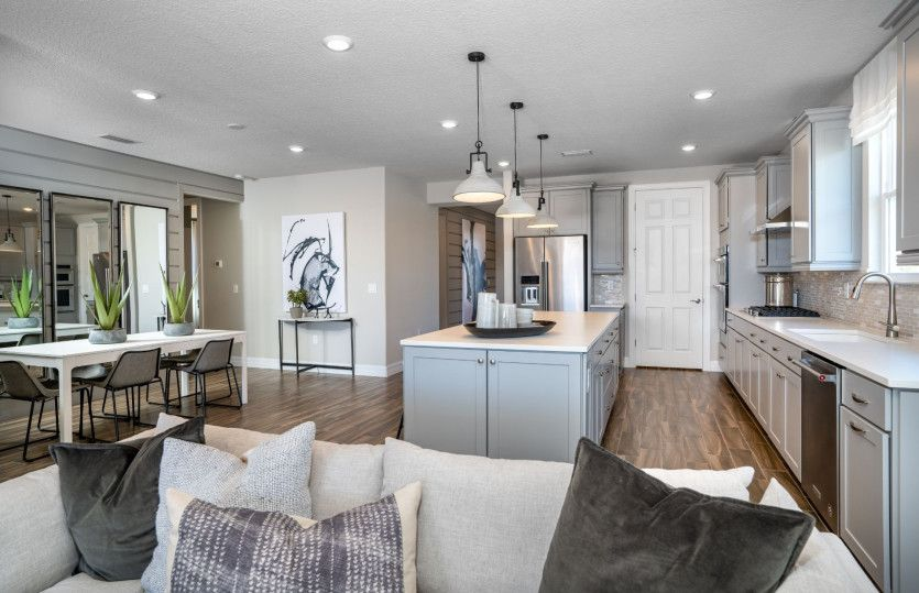 Kitchen featured in the Mainstay By Pulte Homes in Austin, TX