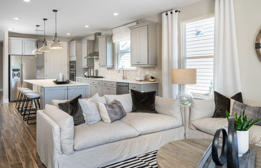 Living Area featured in the Mainstay By Pulte Homes in Austin, TX
