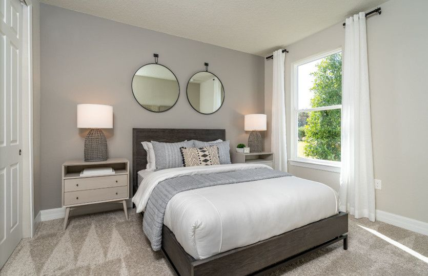 Bedroom featured in the Mainstay By Pulte Homes in Austin, TX