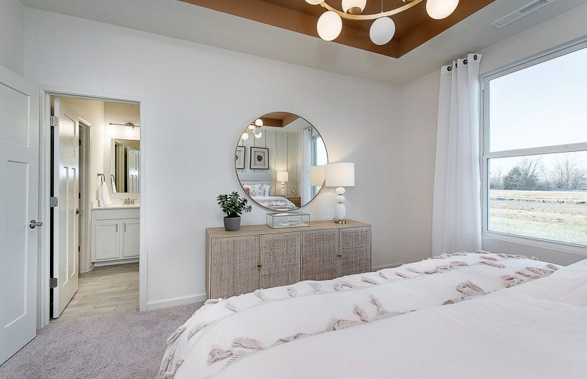Bedroom featured in the Linwood By Pulte Homes in Indianapolis, IN