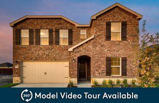 Thomaston - Travis Ranch: Forney, Texas - Pulte Homes