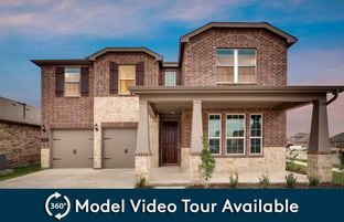 Albany - Anna Town Square: Anna, Texas - Pulte Homes