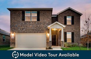 Stockdale - Travis Ranch: Forney, Texas - Pulte Homes