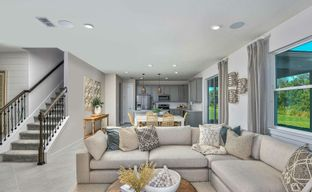 Cascade Point by Pulte Homes in Jacksonville-St. Augustine Florida
