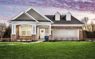 The Fairways at Cardinal Club by Pulte Homes in Louisville Kentucky