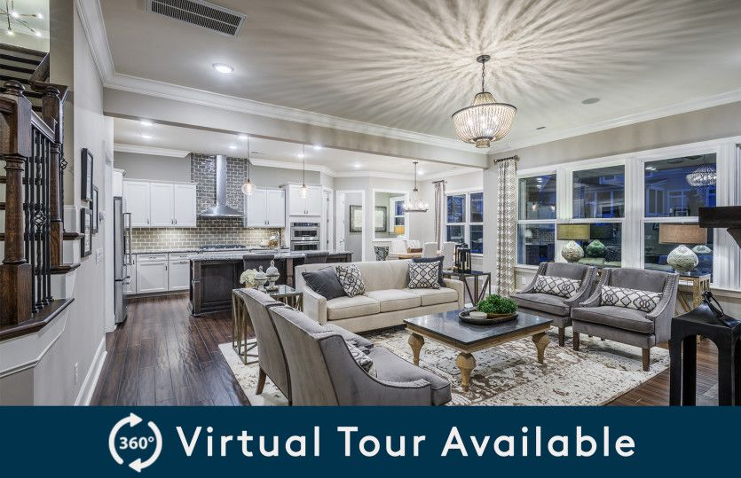 Living Area featured in the Worthington By Pulte Homes in Charlotte, NC