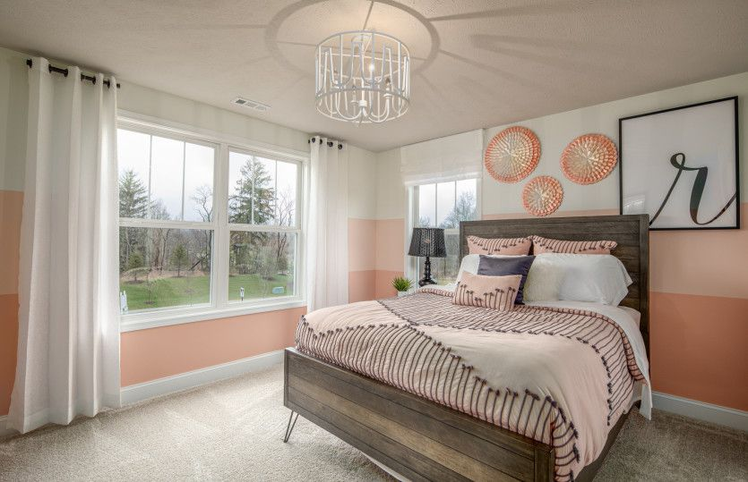 Bedroom featured in the Atwater By Pulte Homes in Akron, OH