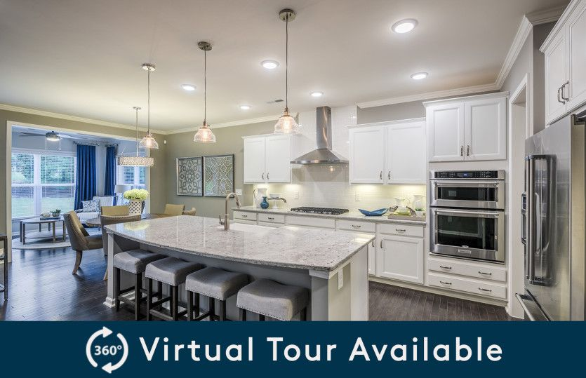 Kitchen featured in the Northridge By Pulte Homes in Charlotte, SC