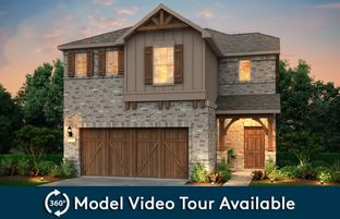 Sienna - Legends Crossing: Irving, Texas - Pulte Homes